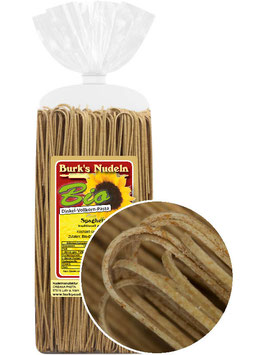 Bio Dinkel-Vollkorn Spaghetti alla Chitarra (500g)
