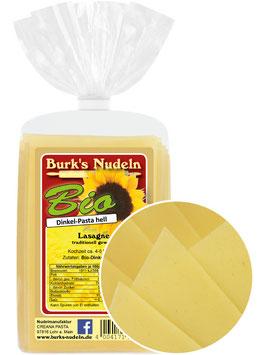 Bio Dinkel-hell Lasagne (500g)