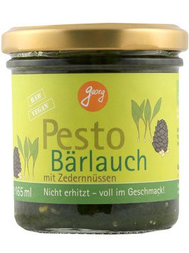 Bio Pesto Bärlauch (165ml)