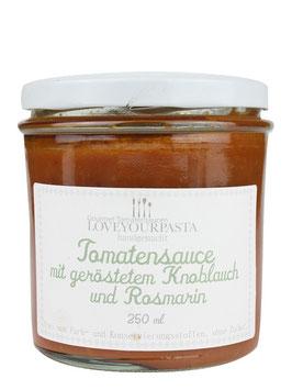 ZZ-OFF! Tomatensauce mit Knoblauch und Rosmarin (250ml)