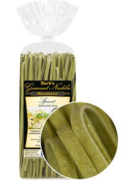 Gourmet Spinat Bandnudeln lang, 4mm (250g)