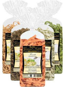 Probierset: Gourmet kurz - 5 Spezialitäten zum Probierpreis (5x250g)