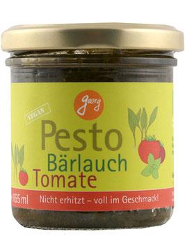 Bio Pesto Bärlauch-Tomate (165ml)