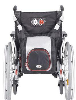 Apino Citybag Tasche für Rollstuhlfahrer Bischoff & Bischoff Magnetverschluss wasserabweisend