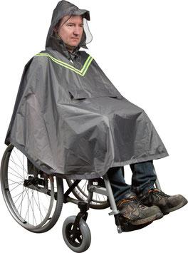 Regenponcho für Rollstuhlfahrer Art.Nr.: 279014