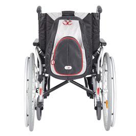 Apino Backpack ist ein praktischer Rollstuhlfahrer Rucksack von Bischoff & Bischoff, wasserabweisend