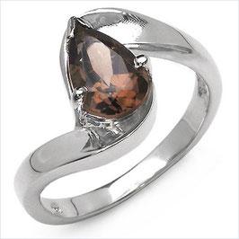 Damen Ring Amber