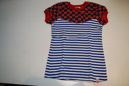 Shirt mit Passe, Grösse 128/134