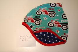33 Helmmütze Motorbike auf Mint
