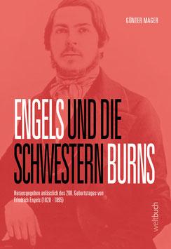 Engels und die Schwestern Burns