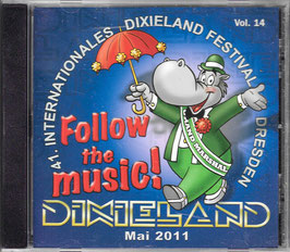 41. Dixieland-Festival Follow the Music (2011)