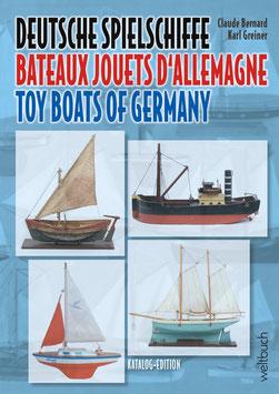 Deutsche Spielschiffe