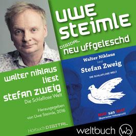 Walter Niklaus liest Stefan Zweig (2016)
