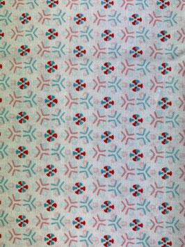 Textilmaske aus 100% Baumwolle *Abstrakt*