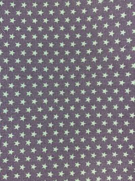 Textilmaske aus 100% Baumwolle *Rosa Sternchen*