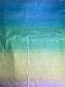 Textilmaske aus 100% Baumwolle *Farbverlauf*