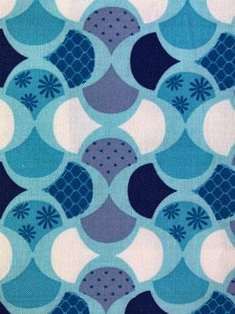 Textilmaske aus 100% Baumwolle *Schuppen*