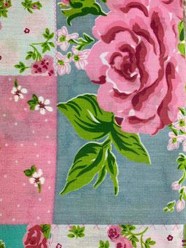 Textilmaske aus 100% Baumwolle *Floral*