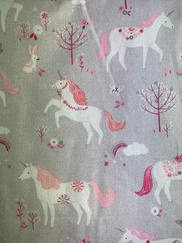 Textilmaske aus 100% Baumwolle *Unicorn*