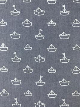Textilmaske aus 100% Baumwolle *Boote*