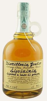 LIQUIRIZIA 70 cl Distilleria Gualco