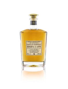 Grappa Riserva 11 anni Chardonnay - Antica Distilleria Altavilla