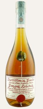 GRAPPA RUBINIA 20 cl Distilleria Gualco