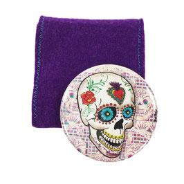 Taschenspiegel SUGARSKULL