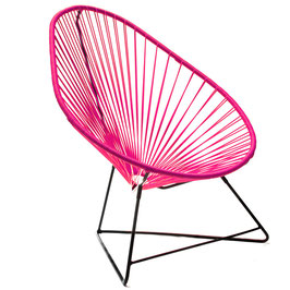 Acapulco Chair - Fuchsie
