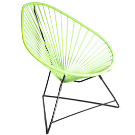 Acapulco Chair - Anis