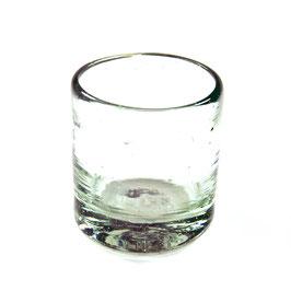 Mezcal-Schnapsglas  transparent
