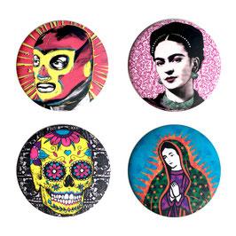 Magnet-Set MEXICO