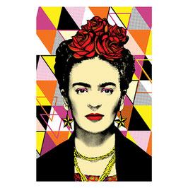 Print LA FRIDA - Pop Art