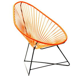 Acapulco Chair - orange