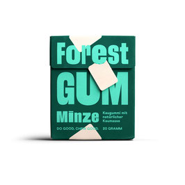 Chicle FOREST GUM