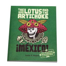 Kochbuch THE LOTUS AND THE ARTICHOKE México