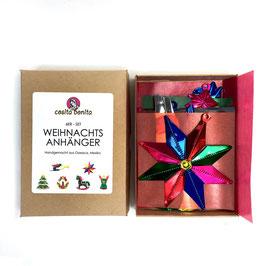 Weihnachtsanhänger Box