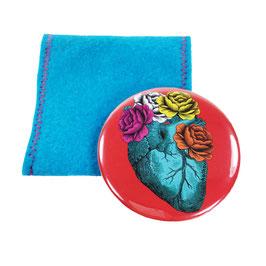 Taschenspiegel CORAZÓN