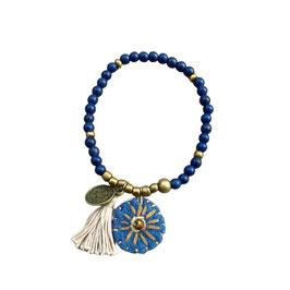 Armband LILI CARRILLO Blau