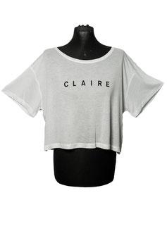 Claire Crop Top