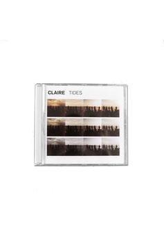 'Tides' CD Jewel Case