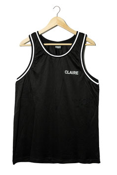 Claire Basketball Tank