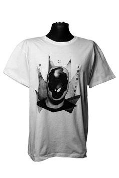 'Kaos' T-Shirt weiß