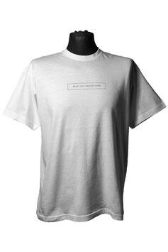 BTD - Logo Shirt weiß