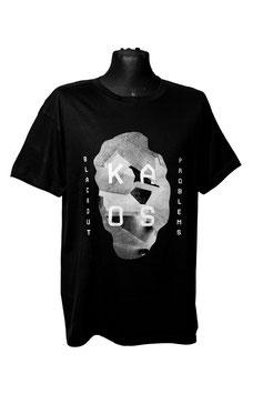 'Kaos' T-Shirt schwarz