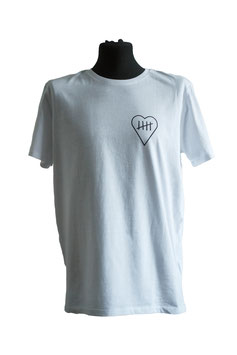 'Comes From The Heart' Shirt White