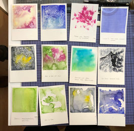 Herbstworkshop Aquarell Intensivwoche