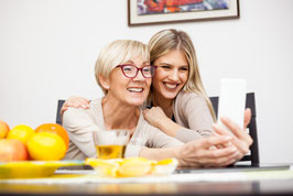 Handykurs 50+, iPhone und Android