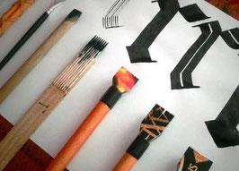 Kalligraphie-Schnupperkurs