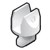 Plexiglasschrauben (8 Stck.)